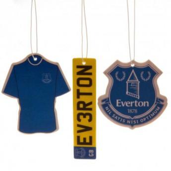 FC Everton osvěžovač vzduchu 3pk
