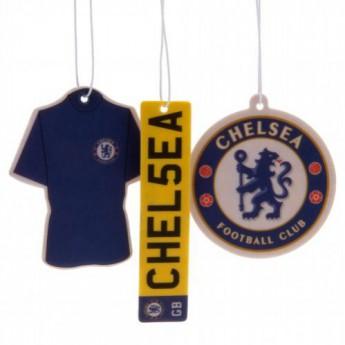 FC Chelsea osvěžovač vzduchu 3pk