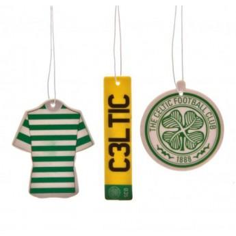 FC Celtic osvěžovač vzduchu 3pk