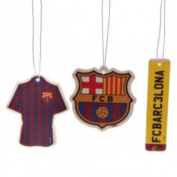 FC Barcelona osvěžovač vzduchu 3pk