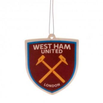 West Ham United osvěžovač vzduchu Crest