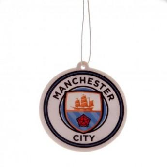 Manchester City osvěžovač vzduchu Crest
