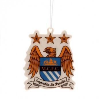 Manchester City osvěžovač vzduchu Crest logo