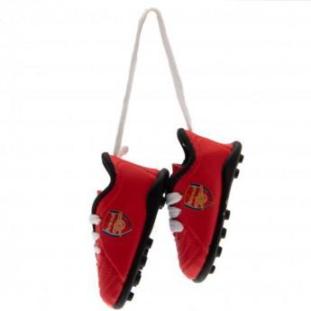 FC Arsenal mini boty do auta Mini Football Boots