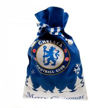 FC Chelsea dárková taška Luxury Christmas Present Sack