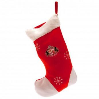 Sunderland vánoční punčocha Christmas Stocking