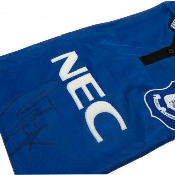 FC Everton pánské tričko Ferguson Signed Shirt