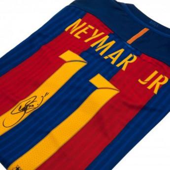 Legendy pánské tričko FC Barcelona Neymar Signed Shirt