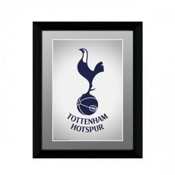 Tottenham Hotspur obrázek v rámečku Crest 8 x 6