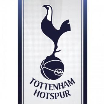 Tottenham Hotspur plakát Crest 12