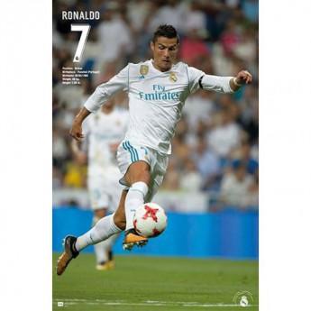 Real Madrid plakát Ronaldo 27