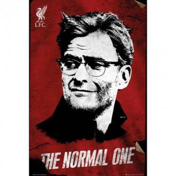 FC Liverpool plakát Klopp 62