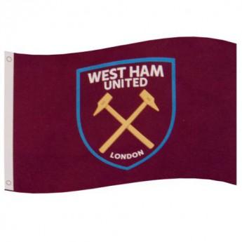 West Ham United vlajka Flag CC