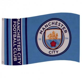 Manchester City vlajka Flag WM