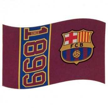 FC Barcelona vlajka Flag SN