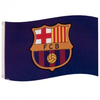 FC Barcelona vlajka Flag CC