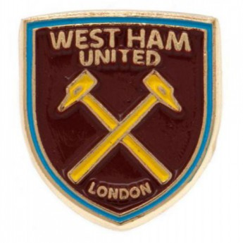 West Ham United odznak Badge