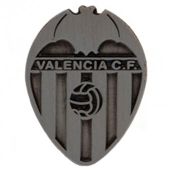 Valencia CF odznak Badge Antique Silver