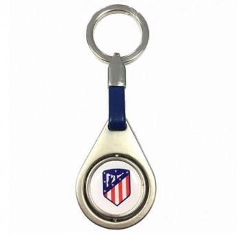 Atletico Madrid přívěšek na klíče Spinner Keyring BL