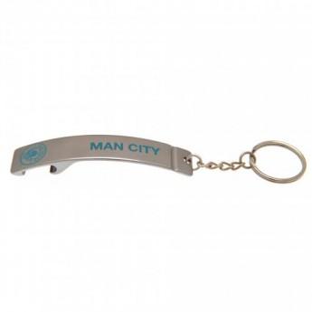Manchester City přívěšek s otvírakem Bottle Opener Keyring SK