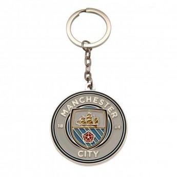 Manchester City přívěšek na klíče Keyring