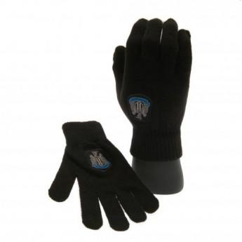 Newcastle United dětské rukavice Knitted Gloves Junior