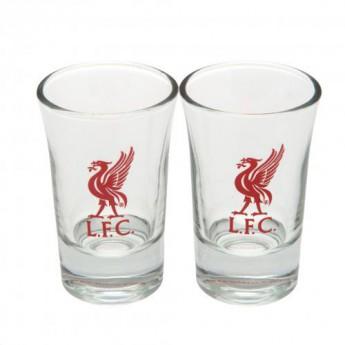 FC Liverpool panák štamprle 2pk Shot Glass Set