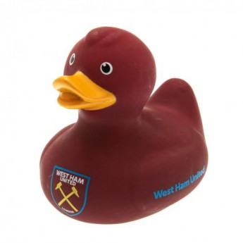 West Ham United kachnička do vany Bath Time Duck