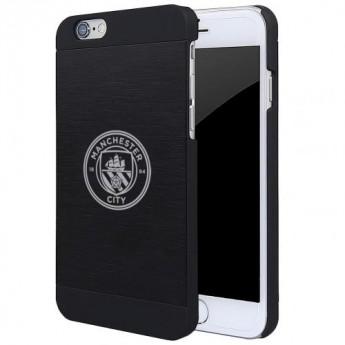 Manchester City Pouzdro na mobil iPhone 6 / 6S Aluminium Case