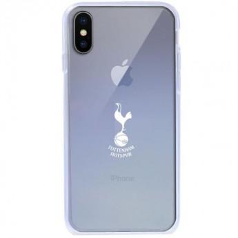 Tottenham Hotspur Pouzdro na mobil iPhone X TPU Case