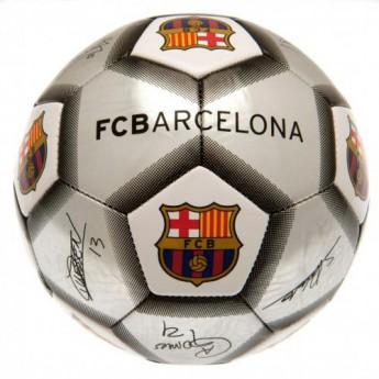 FC Barcelona podepsaný míč Football Signature SV
