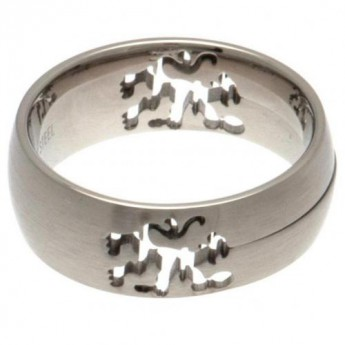 FC Chelsea prsten Cut Out Ring Large