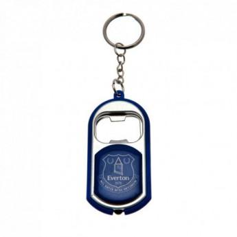 FC Everton přívěšek s otvírakem Key Ring Torch Bottle Opener