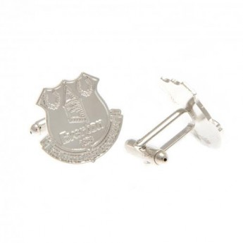FC Everton manžetové knoflíčky Silver Plated Cufflinks CR