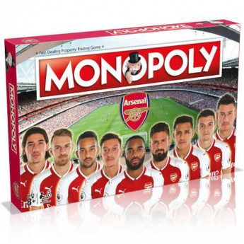 FC Arsenal monopoly Edition Monopoly