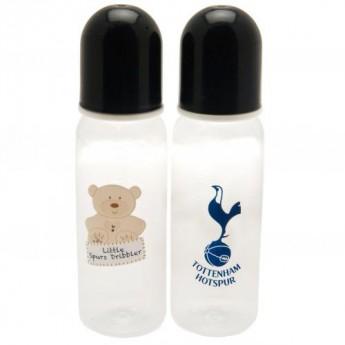 Tottenham Hotspur dětská láhev 2pk Feeding Bottles