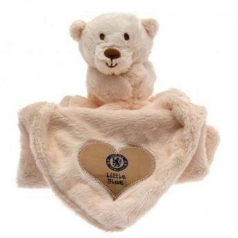FC Chelsea dětská deka Baby Comforter Hugs