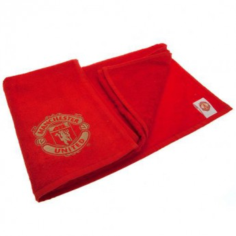 Manchester United ručník osuška Embroidered Towel