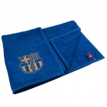 FC Barcelona ručník osuška Embroidered Towel