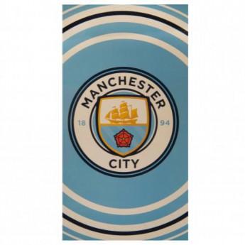 Manchester City ručník osuška PL