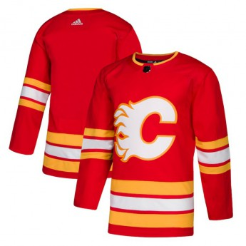 Calgary Flames hokejový dres red adizero Alternate Authentic Pro