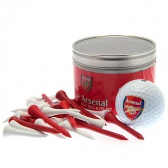 FC Arsenal golfový set Ball & Tee Set