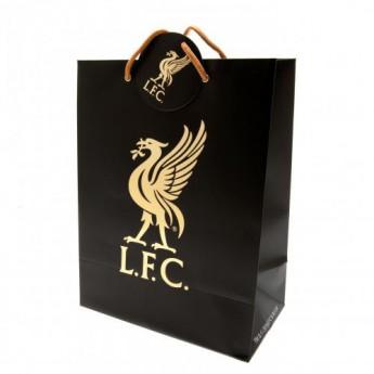 FC Liverpool dárková taška Crest