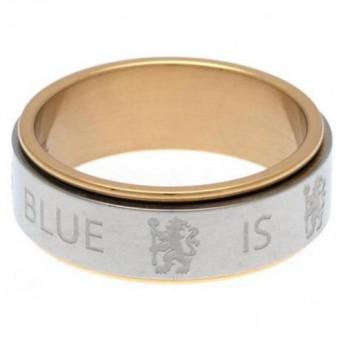 FC Chelsea prsten Bi Colour Spinner Ring Small