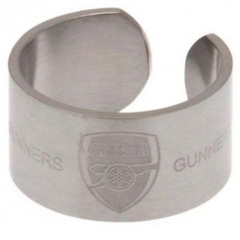 FC Arsenal prsten Bangle Ring Medium