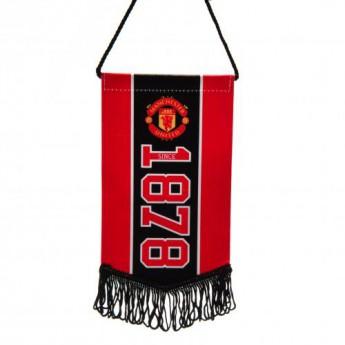 Manchester United vlajka Mini Pennant SN