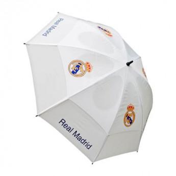 Real Madrid deštník Golf Umbrella Double Canopy