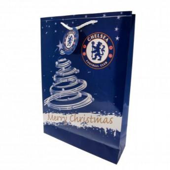 FC Chelsea dárková taška Christmas Medium