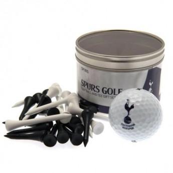 Tottenham Hotspur golfový set Ball & Tee Set