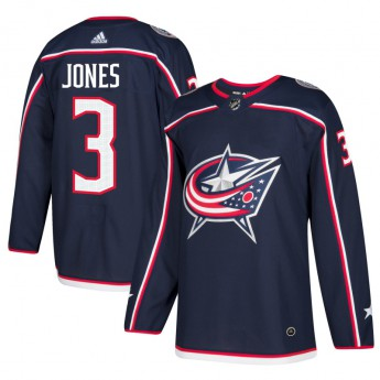Columbus Blue Jackets hokejový dres #3 Seth Jones adizero Home Authentic Player Pro
